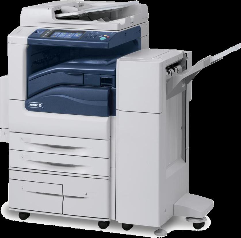 Xerox copier sales